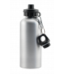 Silver Aluminum Water Bottle