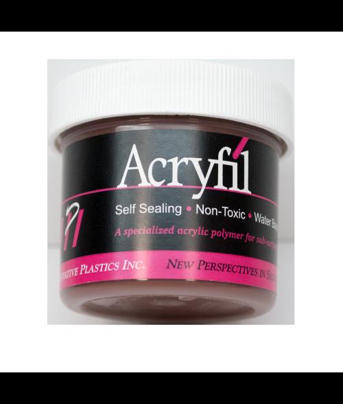 IPI Acryfil Brown 2oz Acrylic Paint