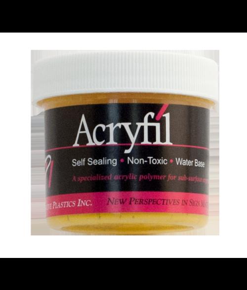 IPI Acryfil Yellow 2oz Acrylic Paint