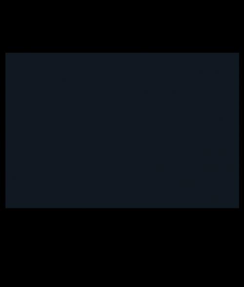 "Rowmark Black 1/16"" Chalkboard"