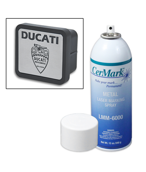 CerMark LMM6000 12oz Metal Marking Spray