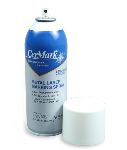 CerMark LMM6000 12oz Metal Marking Spray