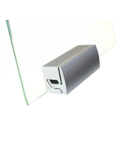 """Rowmark Fisso Clamper Matte Silver 35.43"""" Mounting Fixture"""