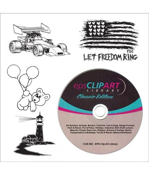 EPS Clip Art Library