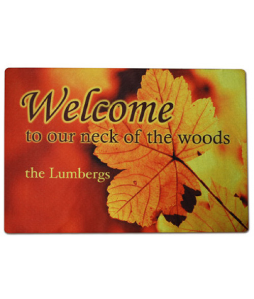 "DrySubMate 18"" x 26"" Welcome Mat"