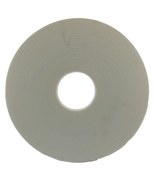 "JP Stickwithit White 1/2"" x 72yd Foam Tape (1/16"" Thick)"