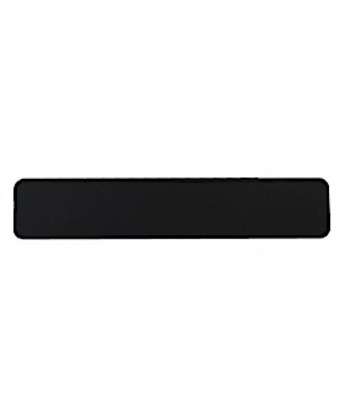 JRS Black Round Corner Plastic Insert for 7129 Holder