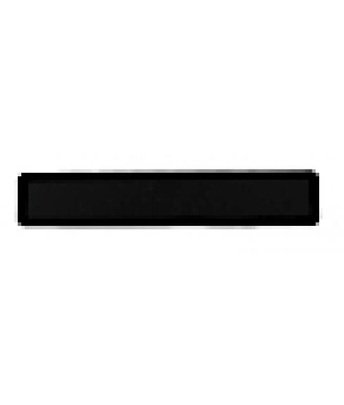 JRS Black/White Round Corner Plastic Insert for 7129 Holder