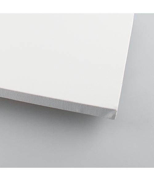 "White 8"" x 8"" UV-LED Printable Canvas (.75"" Depth)"