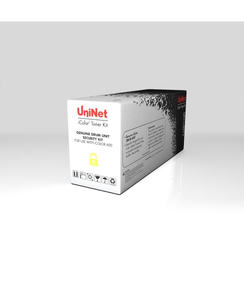 UniNet iColor 600 Yellow Security Drum