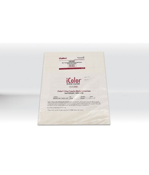 "iColor® 1-Step Standard Transfer Paper for Light Garments (8.5"" x 11"")"