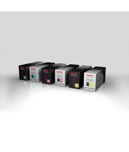 UniNet iColor 600 Fluorescent Toner and Drum Kit