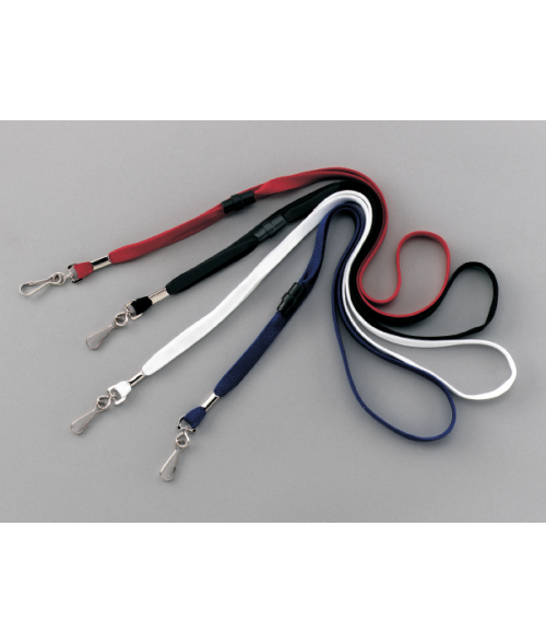 "Royal Blue 1/2"" x 35"" Swivel Hook Breakaway Lanyard"