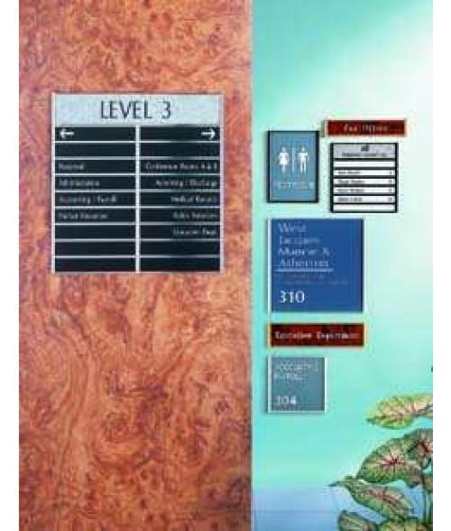 JRS Euro Sign System Sales Brochure