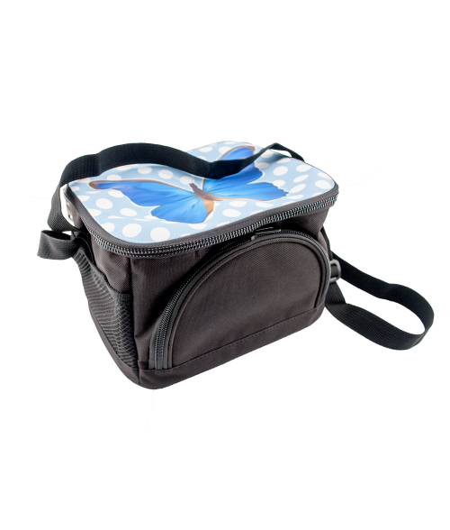 Lunch Bag with Shoulder Strap