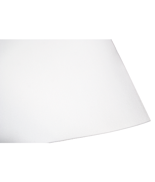"SubliFlock White 12"" x 20"" Sheet"