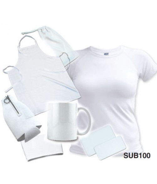 Johnson Plastics Sublimation Starter Pack One