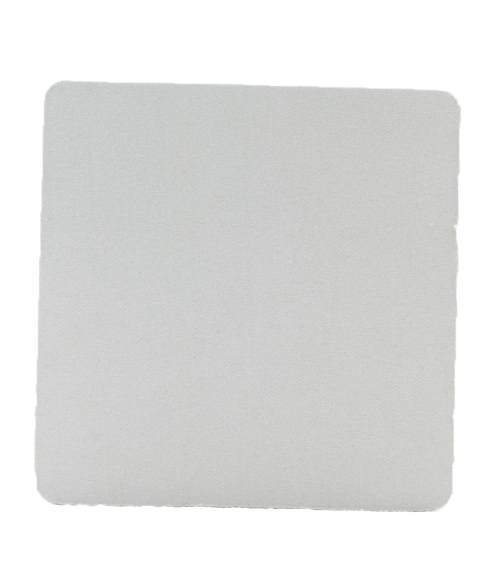 "4"" x 4"" Square Fabric Coaster (1/8"" Thick)"