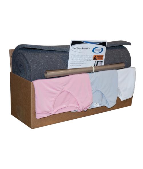 Vapor Apparel Foam Kit with Teflon Sheet