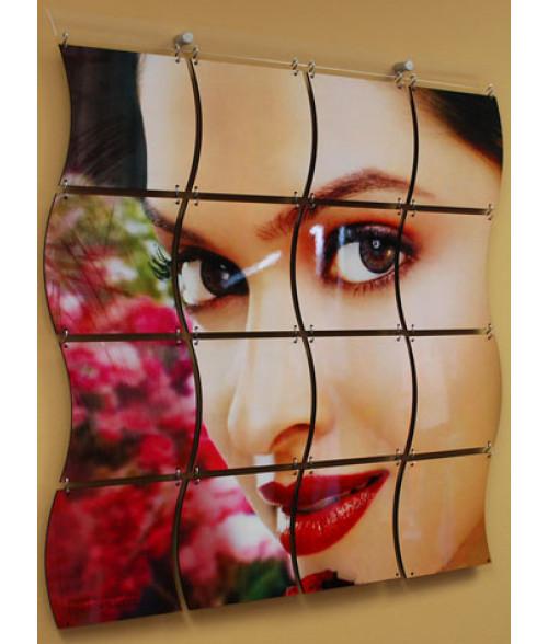 """Subli-Mural 24"""" x 24"""" Sway Tile Mural Kit (6"""" Tiles)"""