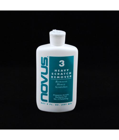 Novus 3 Heavy Scratch Remover