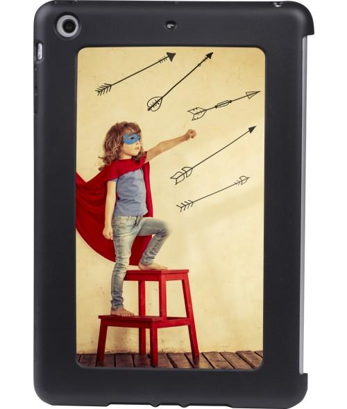 Unisub SwitchCase Matte Black Grip Case for iPad Mini (Retina)