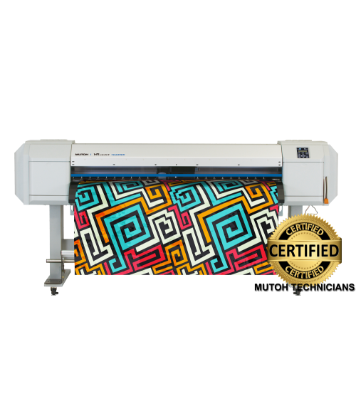 Mutoh ValueJet 1628X Large Format Sublimation Printer