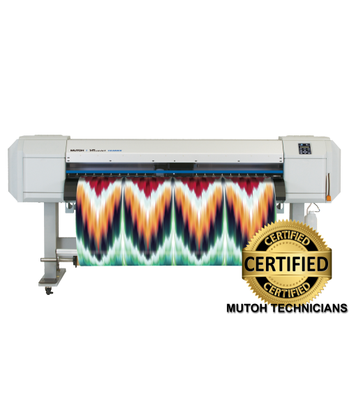 Mutoh ValueJet 1638WX Large Format Sublimation Printer