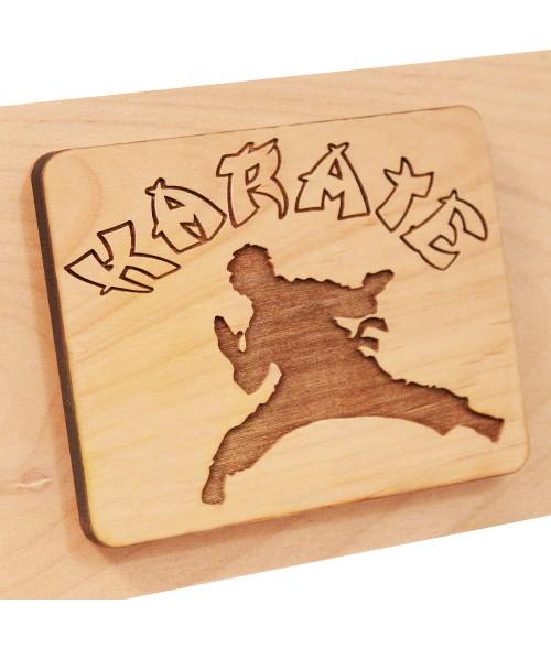 "4"" x 12"" x 1/4"" Alderwood Laserable Wood"