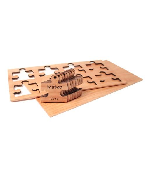 "6"" x 12"" x 1/8"" Alderwood Laserable Wood"