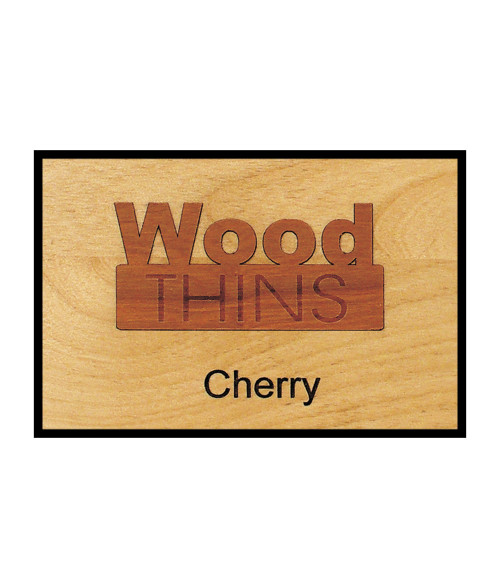 Cherry Wood Thins (5 Pack)