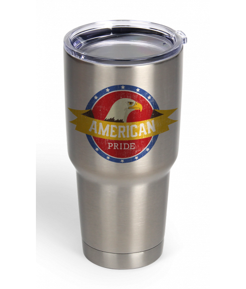 Stainless Steel 30oz Thermal Tumbler (Coated for Sublimation)