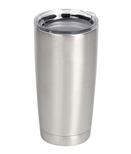 Stainless Steel 20oz Thermal Tumbler (Coated for Sublimation)