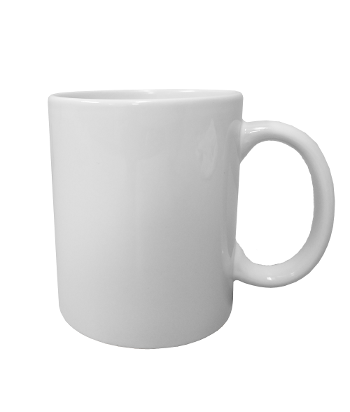 White 11oz Economy Mug (36/Case)