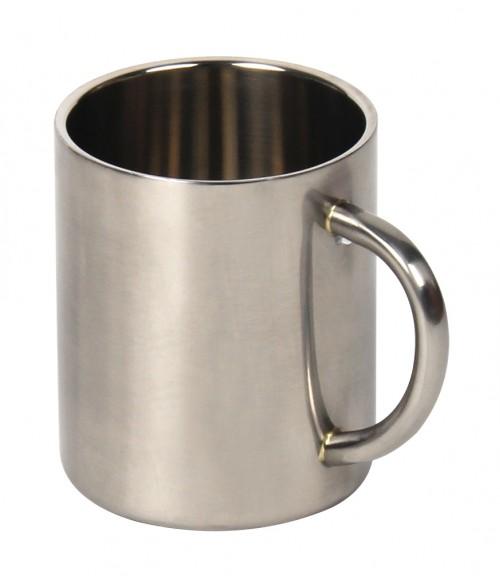 Stainless Steel 10oz Mug