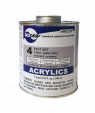 Weld-On/SCIGrip #4 Liquid Solvent for Bonding Acrylics (Quart)