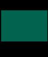 "Rowmark Pine Green 1/8"" Chalkboard"