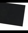 """Rowmark ColorHues Black 1/8"""" Engraving Plastic"""