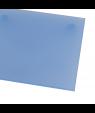 "Rowmark ColorHues Wedgewood 1/8"" Translucent Engraving Plastic"
