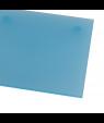 "Rowmark ColorHues Pacific 1/8"" Translucent Engraving Plastic"