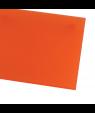 "Rowmark ColorHues Poppy 1/8"" Translucent Engraving Plastic"