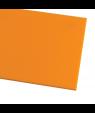 "Rowmark ColorHues Mango 1/8"" Engraving Plastic"