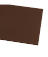 """Rowmark ColorHues Cocoa 1/8"""" Engraving Plastic"""