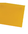 "Rowmark Color Hues Daffodil 1/4"" Translucent Engraving Plastic"