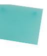 "Rowmark Color Hues Caribbean 1/4"" Translucent Engraving Plastic"