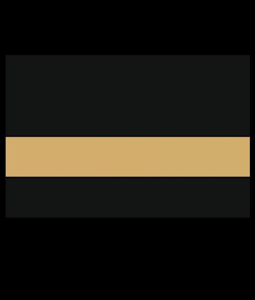 "Rowmark Satins Black/Gold 1/16"" Engraving Plastic"
