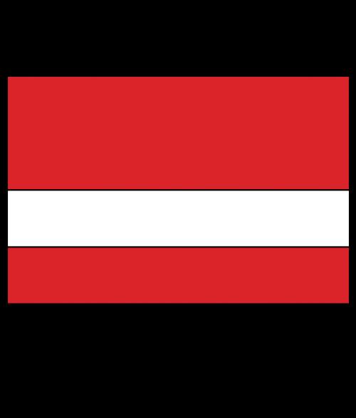 Rowmark Satins Red/White Engraving Plastic