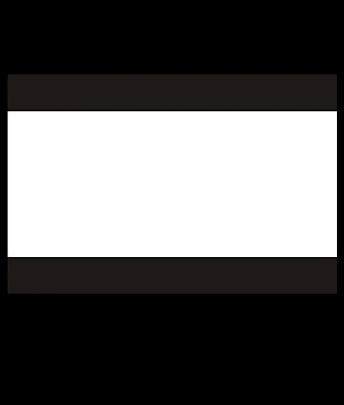 "Rowmark Mattes Black/White/Black 1/16"" Engraving Plastic"