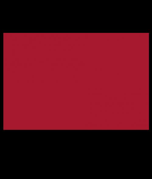 "Rowmark ADA Alternative Red 1/32"" Engraving Plastic"