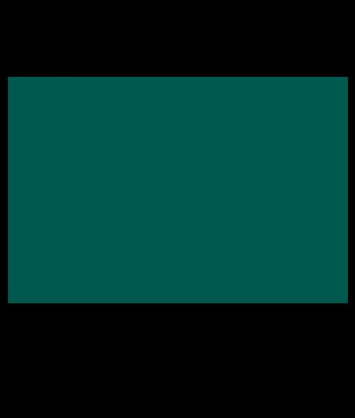 Rowmark ADA Alternative Pine Green Engraving Plastic